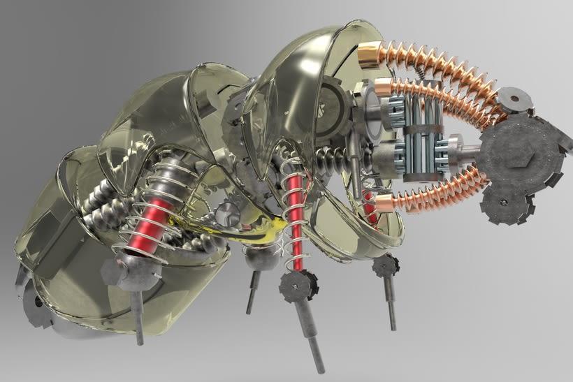 Animales Mecánicos 3