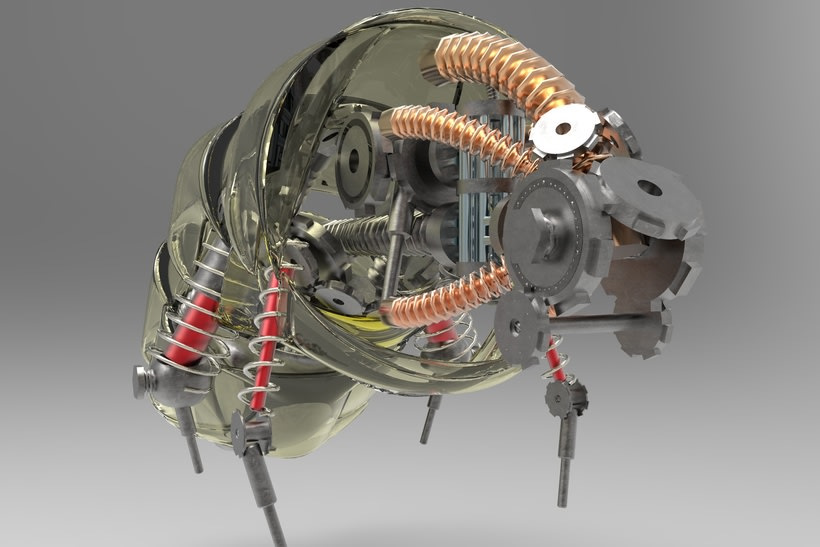 Animales Mecánicos 4