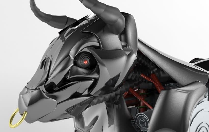 Animales Mecánicos 6