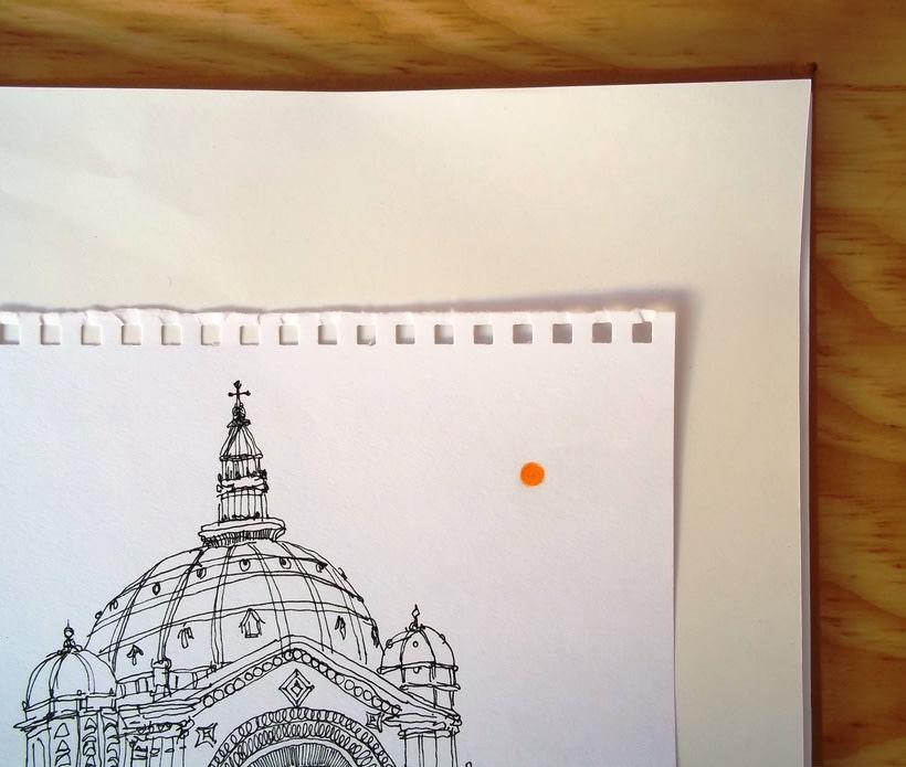 Páginas del cuaderno creativo 5. 2