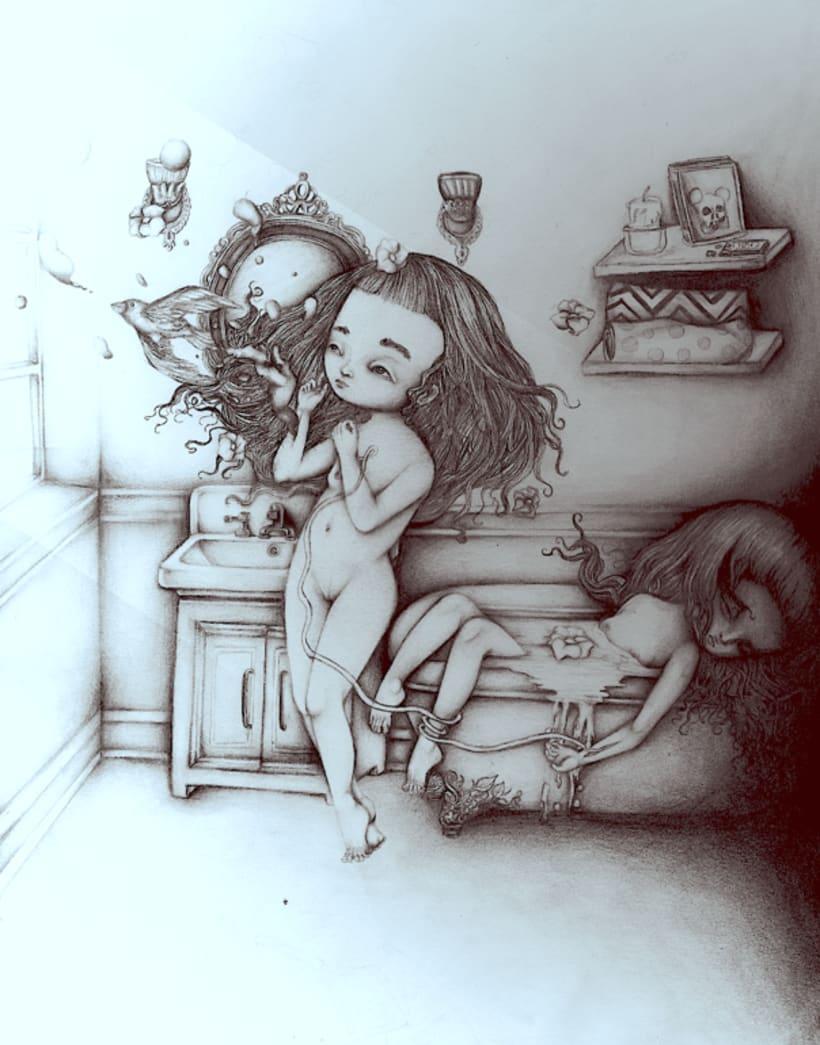 Suicide girl 1