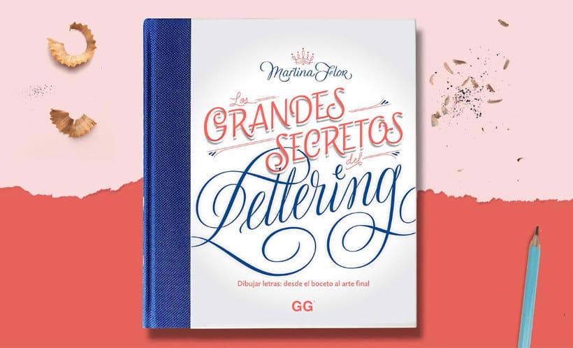 'Los grandes secretos del lettering', de Martina Flor, en español 1