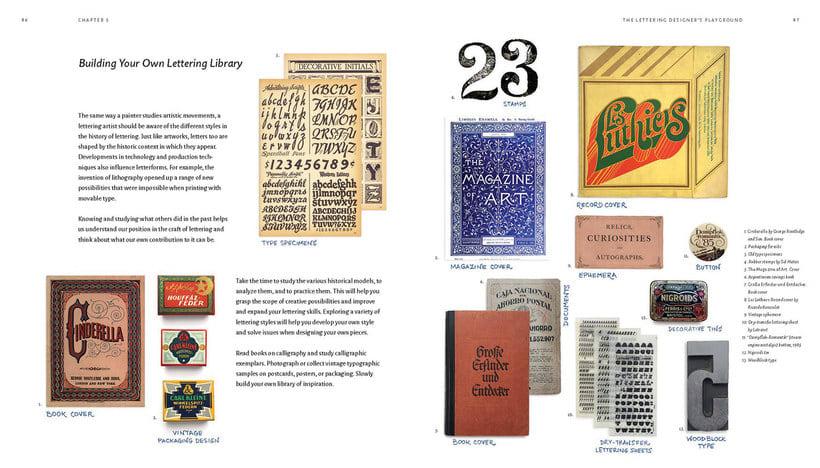 'Los grandes secretos del lettering', de Martina Flor, en español 3