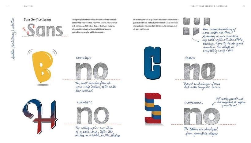 'Los grandes secretos del lettering', de Martina Flor, en español 8