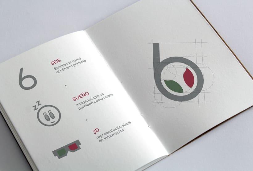 Ipnosix: Naming, Branding & Responsive Website 2