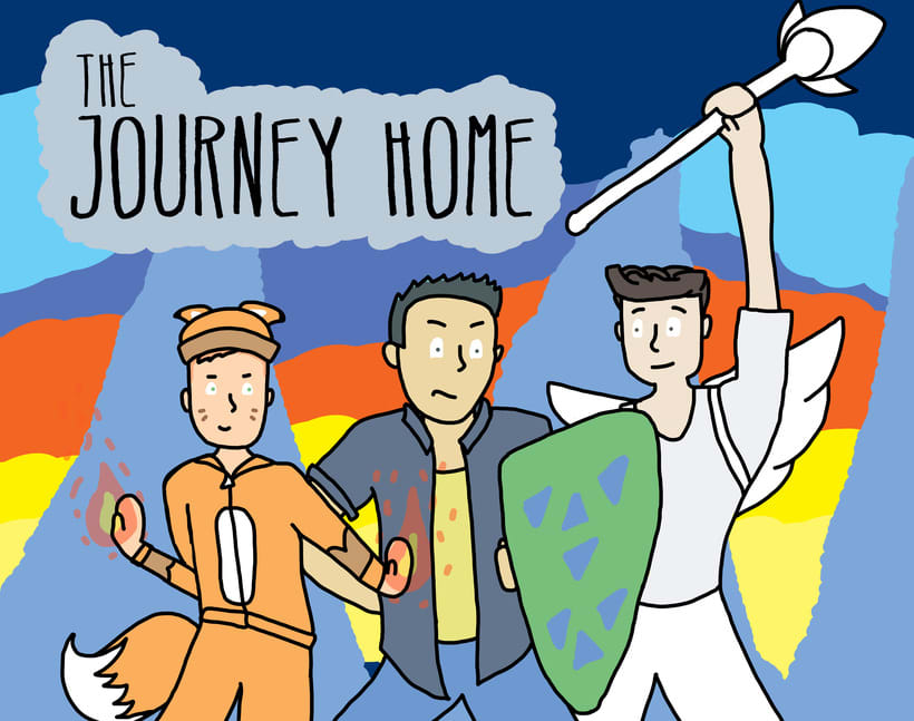 The Journey Home 0