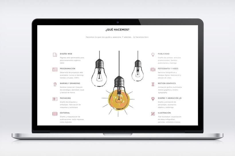 Ipnosix: Naming, Branding & Responsive Website 13