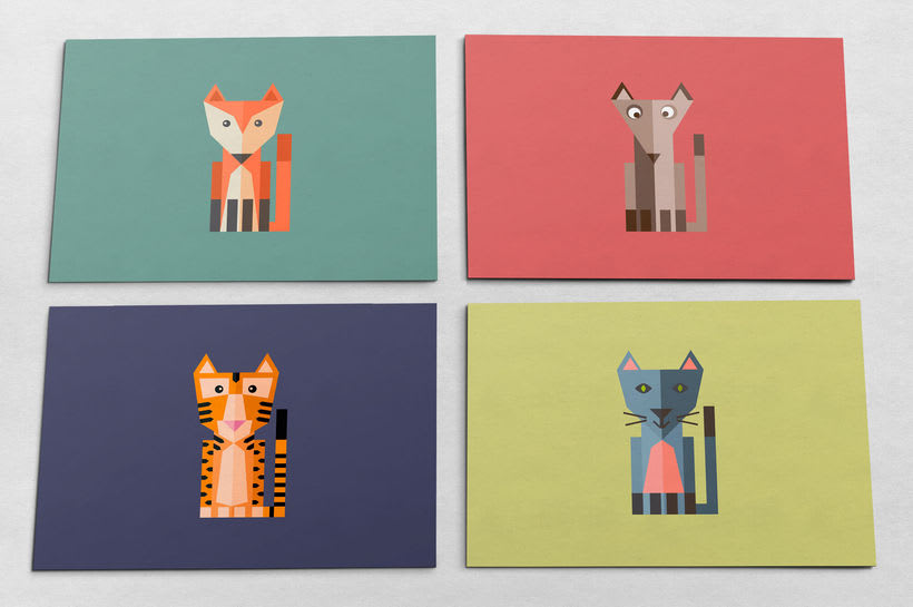 MyPets: Illustration & Textile Design 0