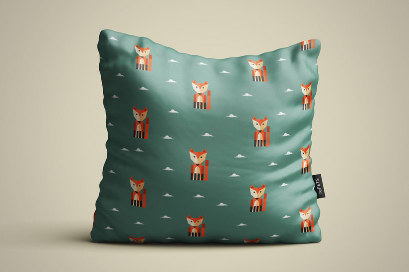 MyPets: Illustration & Textile Design 5