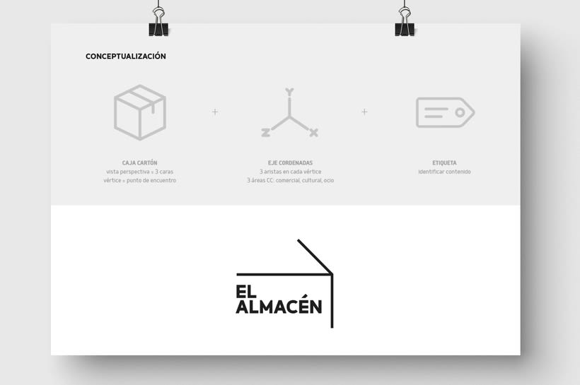 El Almacén: Branding & Advertising Design 2