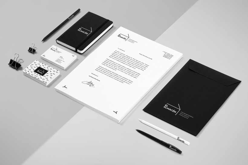 El Almacén: Branding & Advertising Design 4