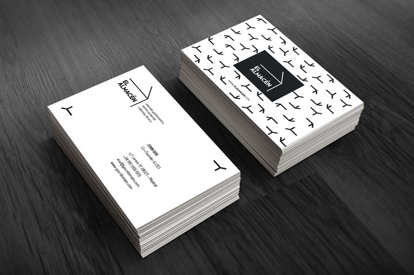 El Almacén: Branding & Advertising Design 6