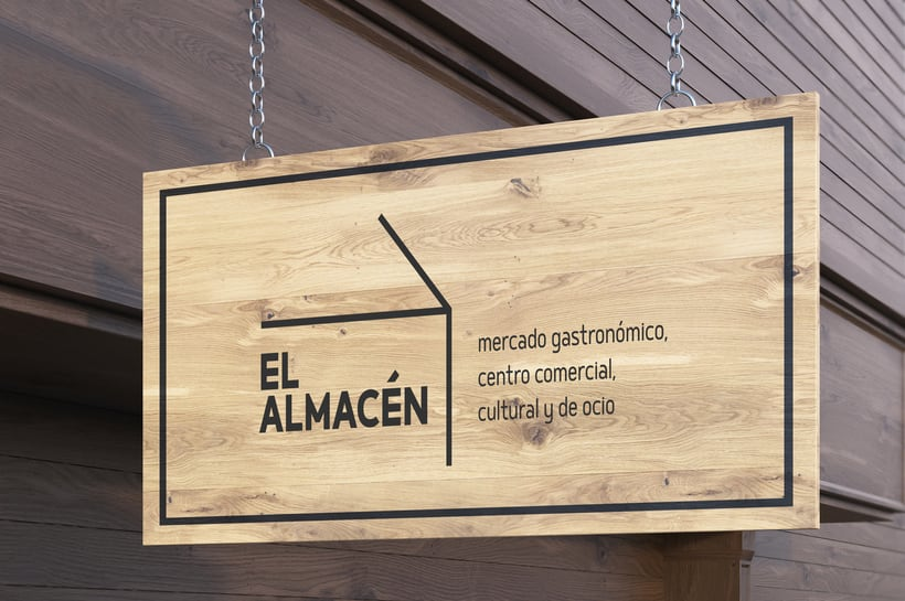 El Almacén: Branding & Advertising Design 9