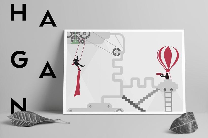 Atrapasueños: Ilustración animada 7