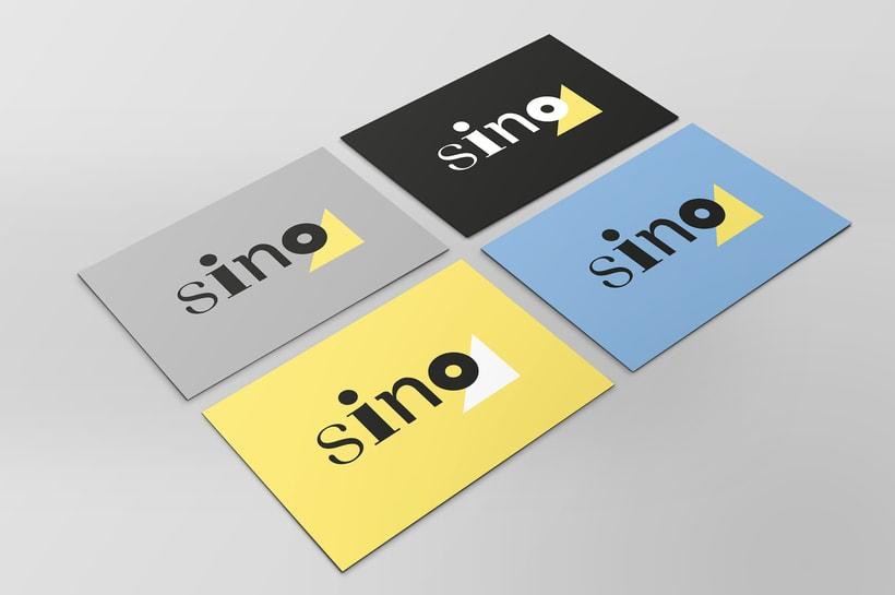 Sino Festival: Dirección de arte, naming, branding, diseño editorial y diseño web 3
