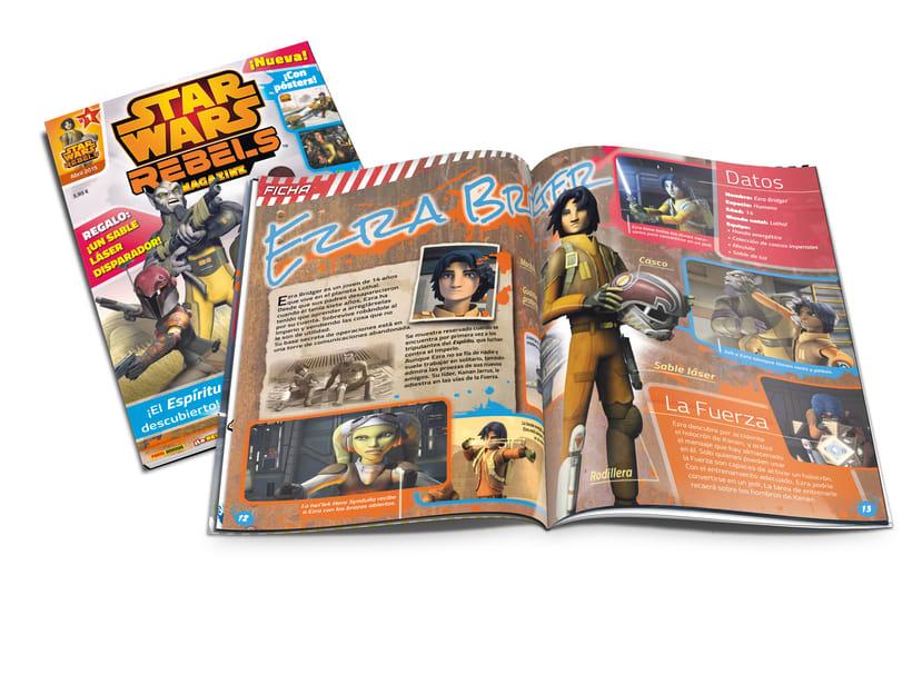 Star Wars magazines 1