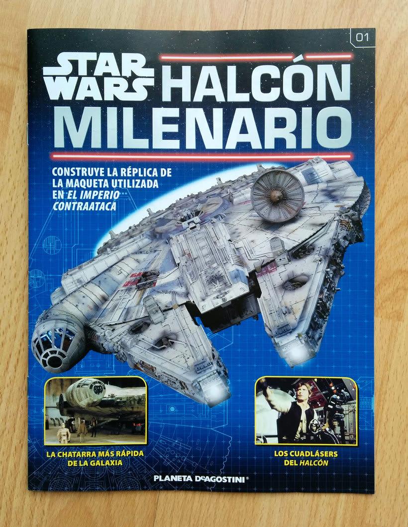 Star Wars magazines 2