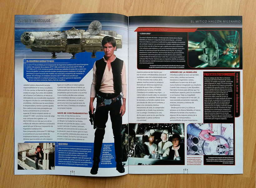 Star Wars magazines 3