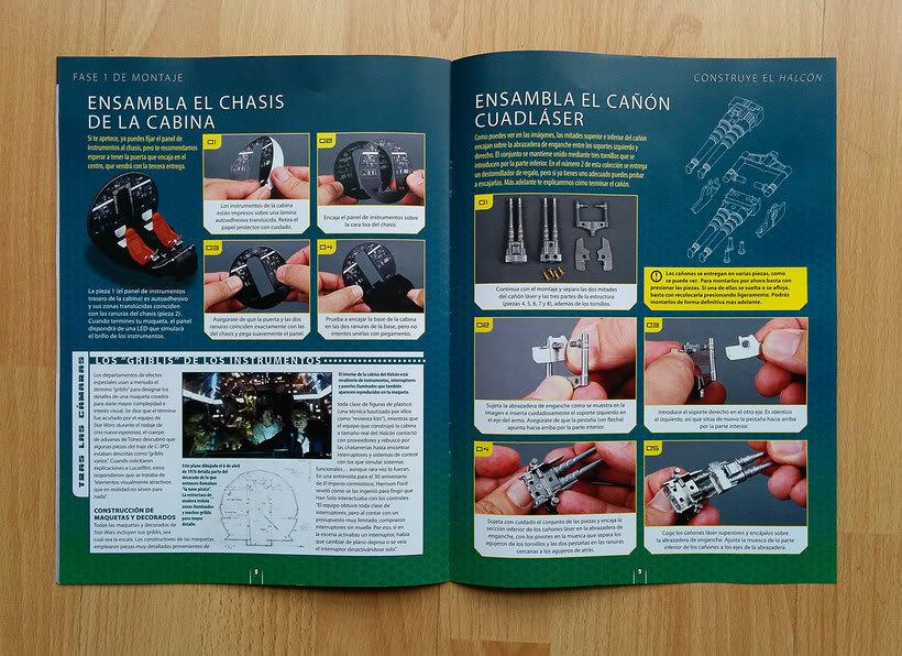 Star Wars magazines 5