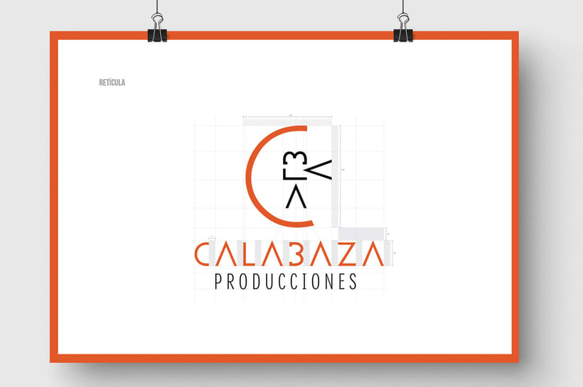 Calabaza Producciones: Naming, Branding & Corporate Identity Manual  2
