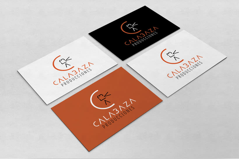 Calabaza Producciones: Naming, Branding & Corporate Identity Manual  3