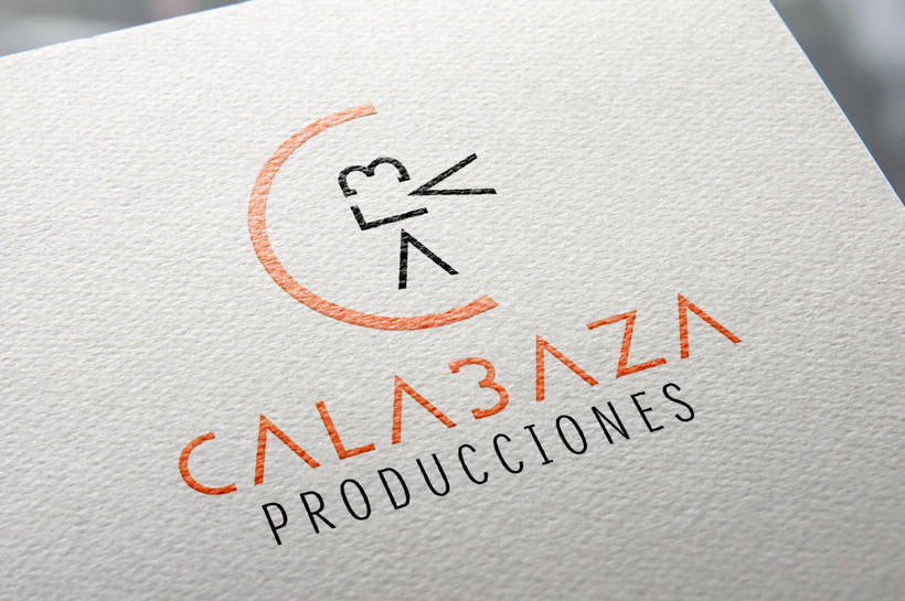 Calabaza Producciones: Naming, Branding & Corporate Identity Manual  0