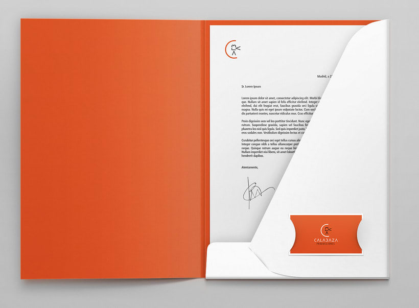Calabaza Producciones: Naming, Branding & Corporate Identity Manual  5