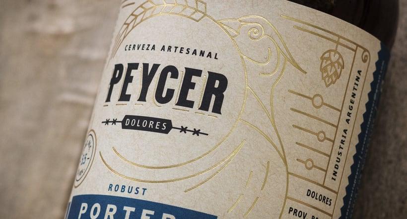 PEYCER // Cerveza Artesanal 0