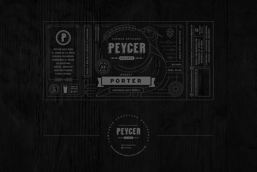 PEYCER // Cerveza Artesanal 4