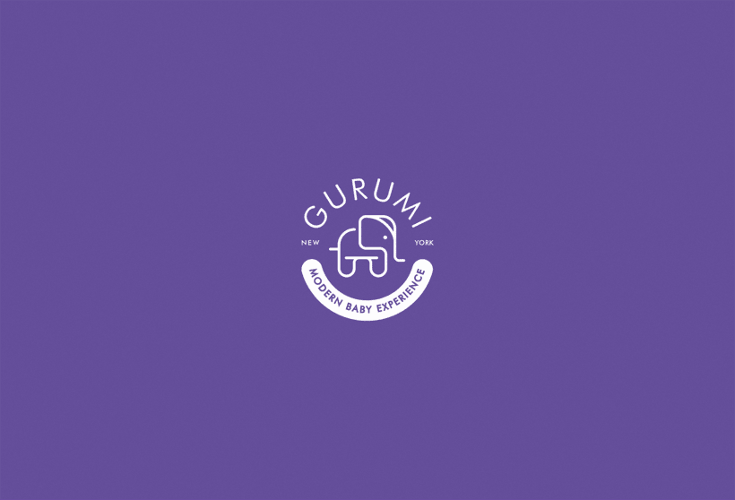 Gurumi - Logo and identity 3
