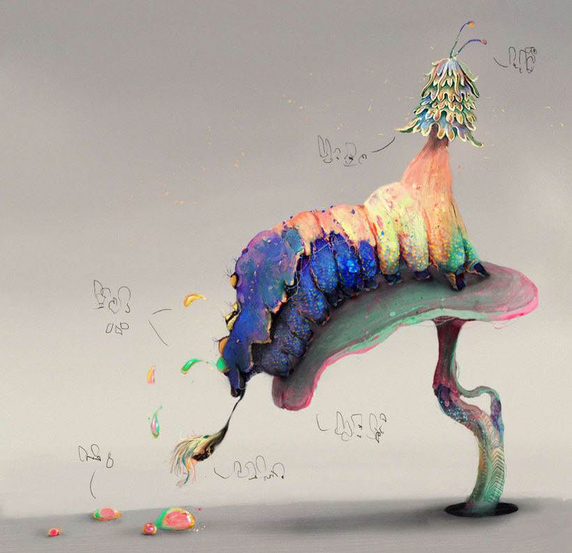 El bestiario imaginario del Waking Life Festival 13