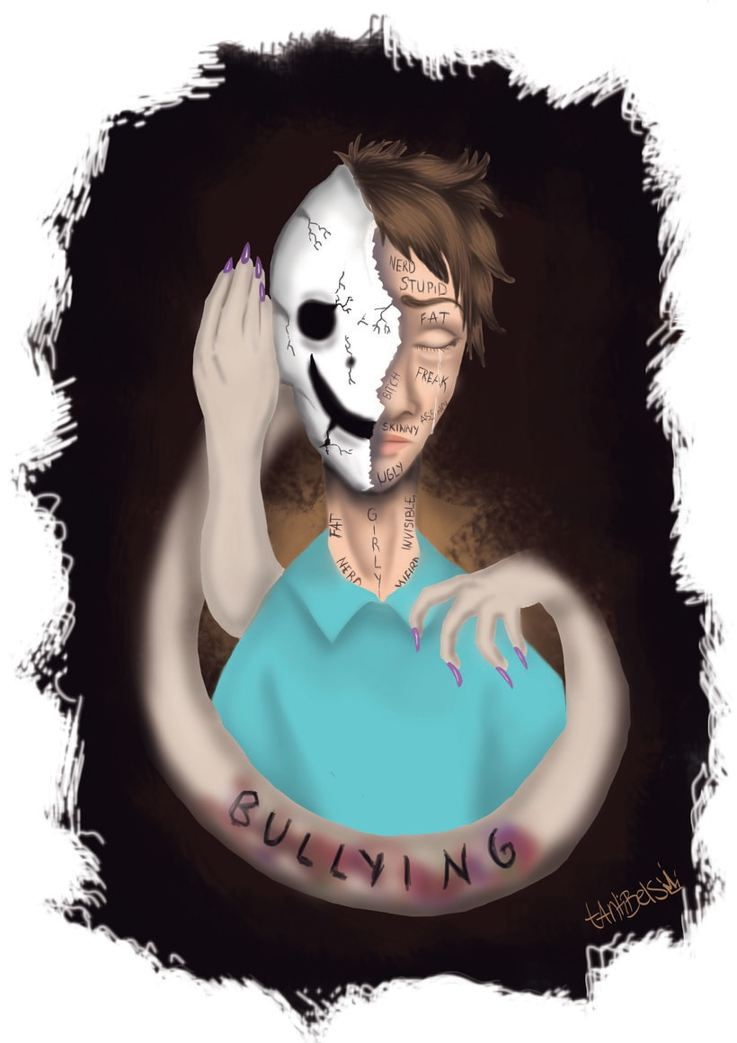 Poster contra el bullying 0