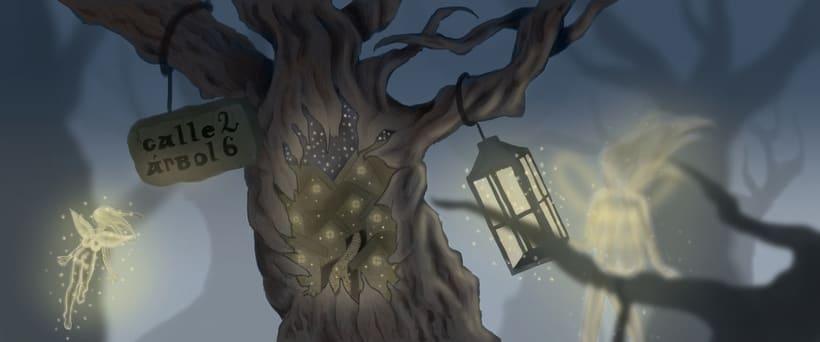 La casa en el árbol -1