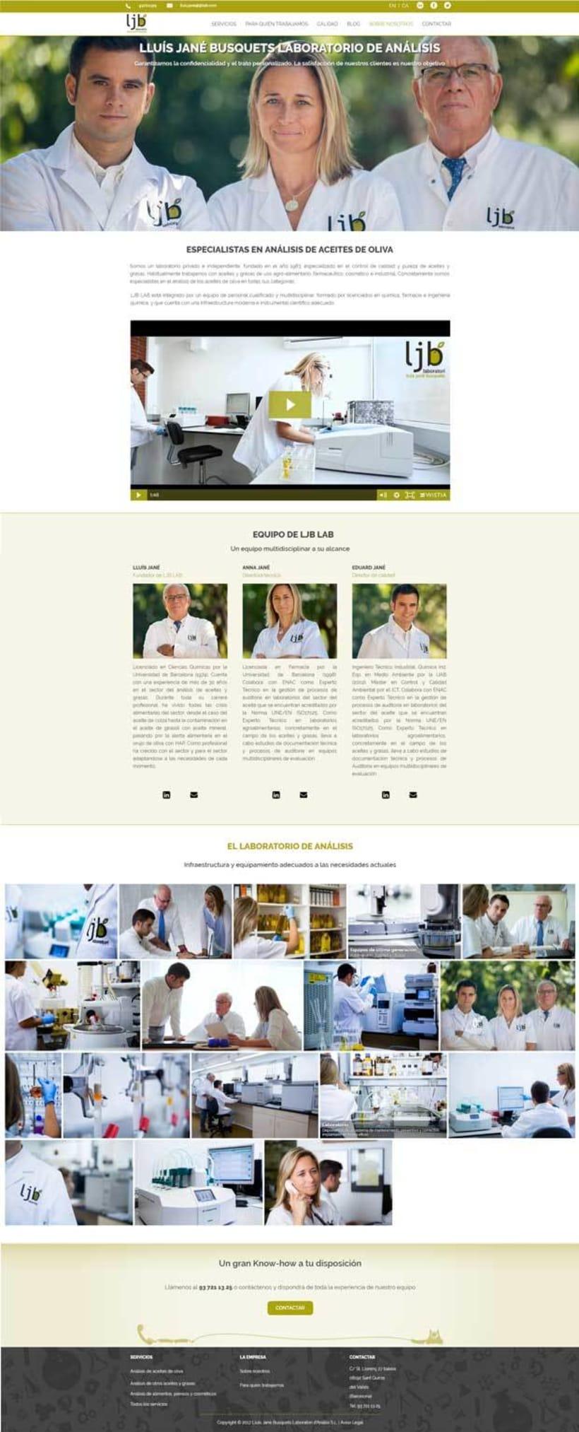 Web LJB Lab 1