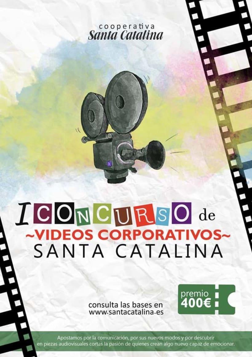 Concurso video Corporativo: Premio 400€ 1