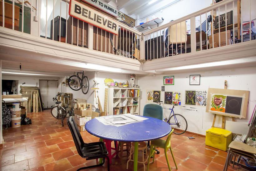 Se buscan compañeros de estudio en barrio de Velluters, Valencia 2
