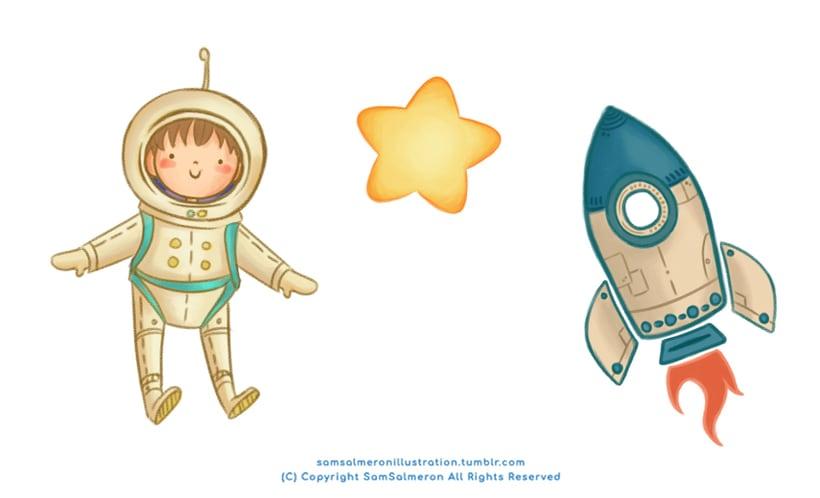 Desarrollo Visual / Diseño de Personajes / Ilustración 4