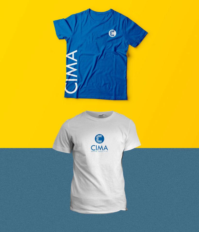 CIMA - Grupo Textil 9