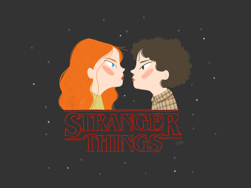 Stranger Things fanart 0
