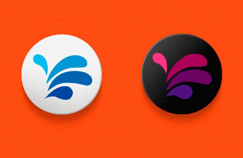 Ocean, estudio del logo  1