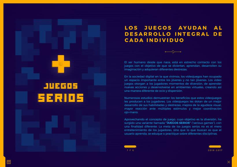 Serious Games. Infografía-Presentación 1