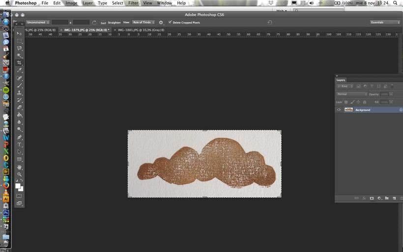 Mi Proyecto del curso:  Proceso de Diseño de estampados textiles. 7
