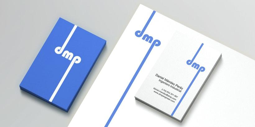 Identidad Visual - DMP Engineer. 0