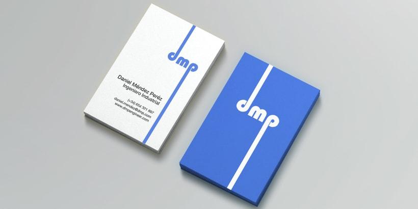 Identidad Visual - DMP Engineer. 1