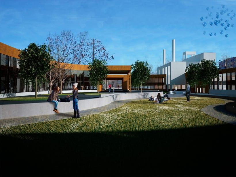 Escola Superior de Disseny de Vilanova i la Geltrú 1
