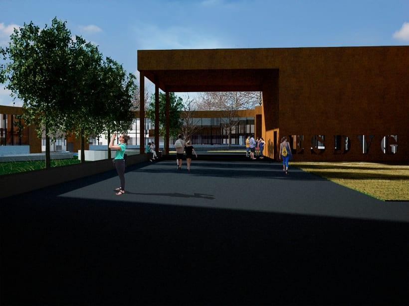 Escola Superior de Disseny de Vilanova i la Geltrú 2