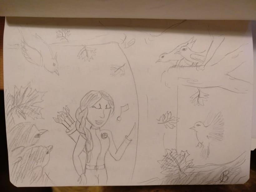 Ilustraciones de libros 4