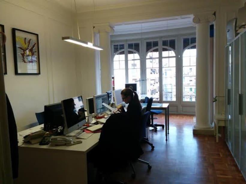 Precioso coworking en el centro de Barcelona 3