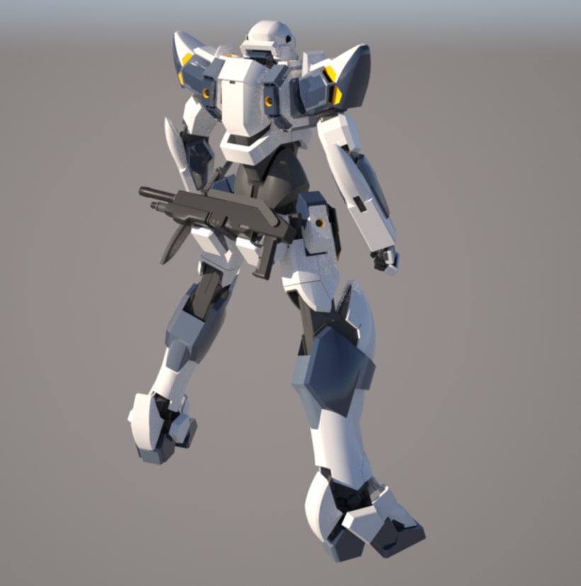 ARX-7 Arbalest 3