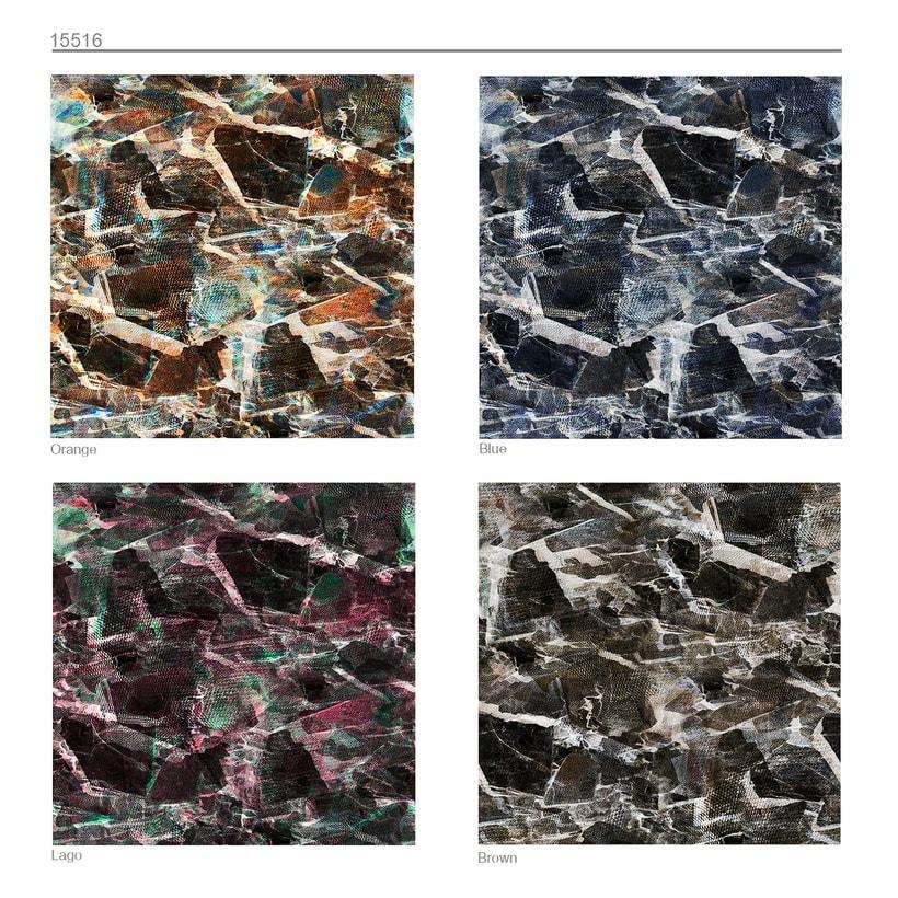 Estampación Digital: Abstractos. 5